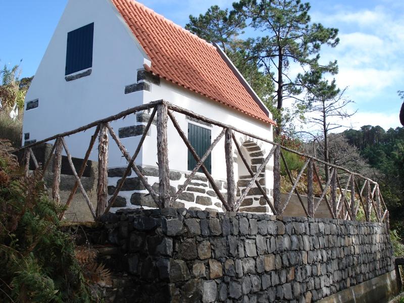 Levada Prazeres Raposeira Trails Of Madeira